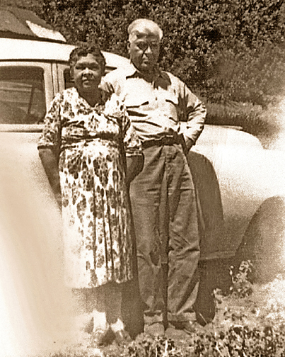 Peter & Margaret Johnson were the only Tribal members to become 'distributees' of Tribal land under the Termination Act. The United States government failed on its part, terminating the Rancheria illegally. Margaret Johnson died before she would ever see a penny of promised money.